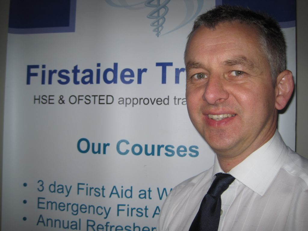 stephen smith firstaider training thirsk first aid courses yorkshire